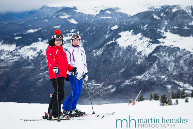 Latest Snow and Weather Conditions in Meribel - Early March