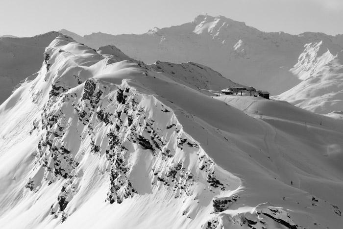 Introduction to Off-Piste Skiing in Meribel