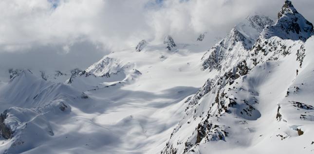 Mountain Views Meribel