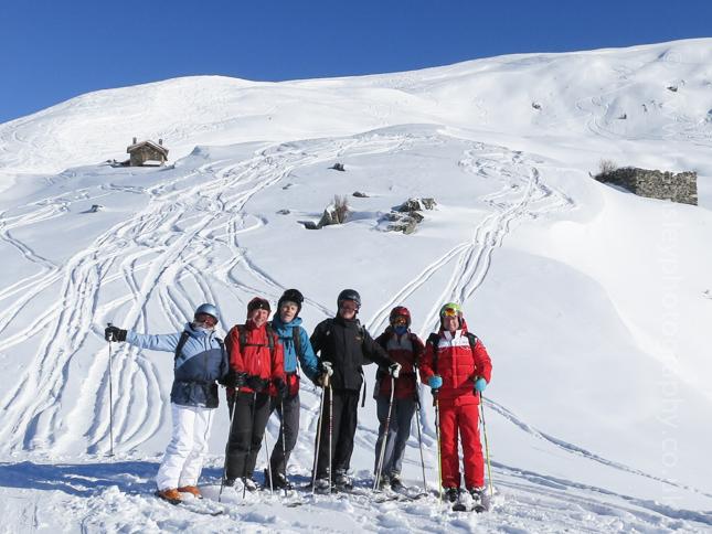 Safety First - Meribel Private Ski Instruction