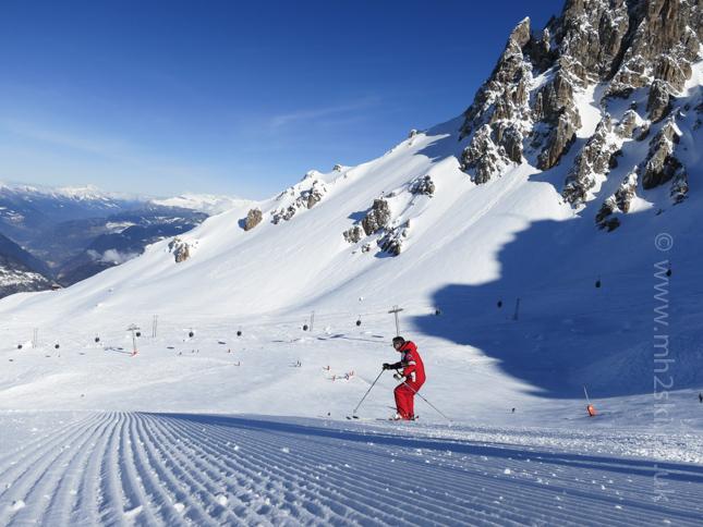 Improving Skiing Performance