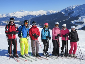Meribel Half term